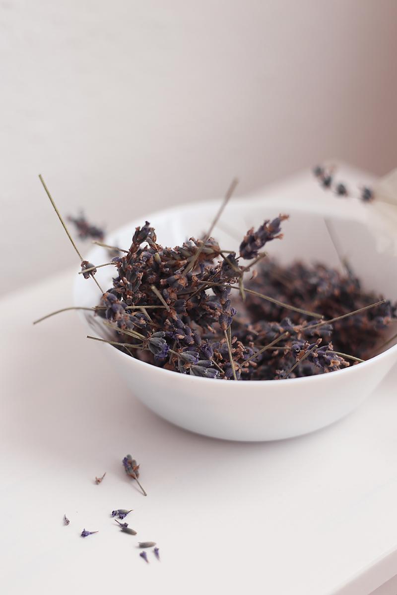 DIY Lavendel Säckchen selber machen