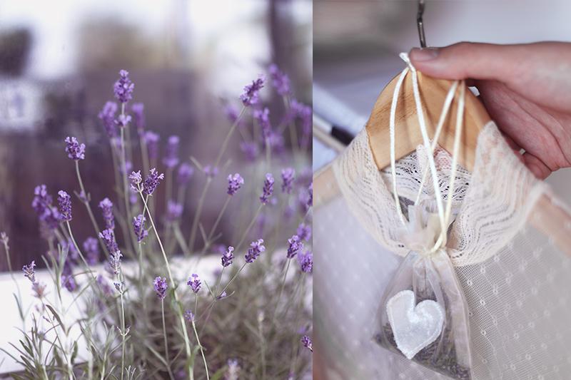 DIY Lavendel Säckchen selbstgemacht