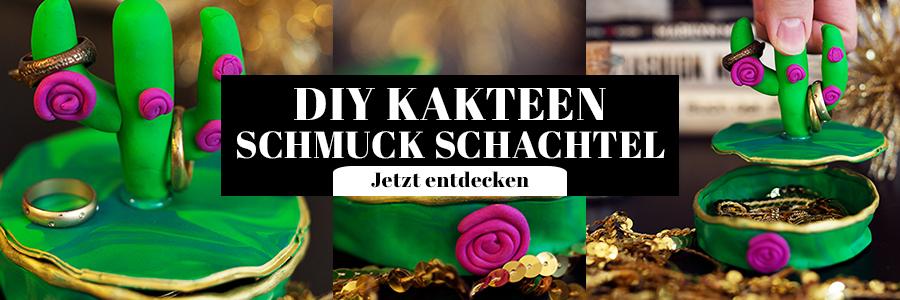 DIY Schmuck Schachtel