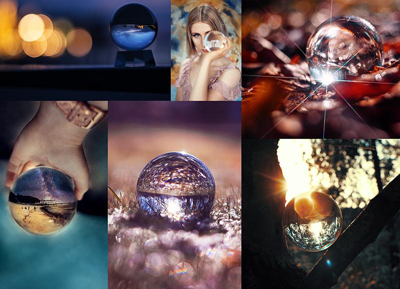 Glaskugel Fotografie Online Kurs