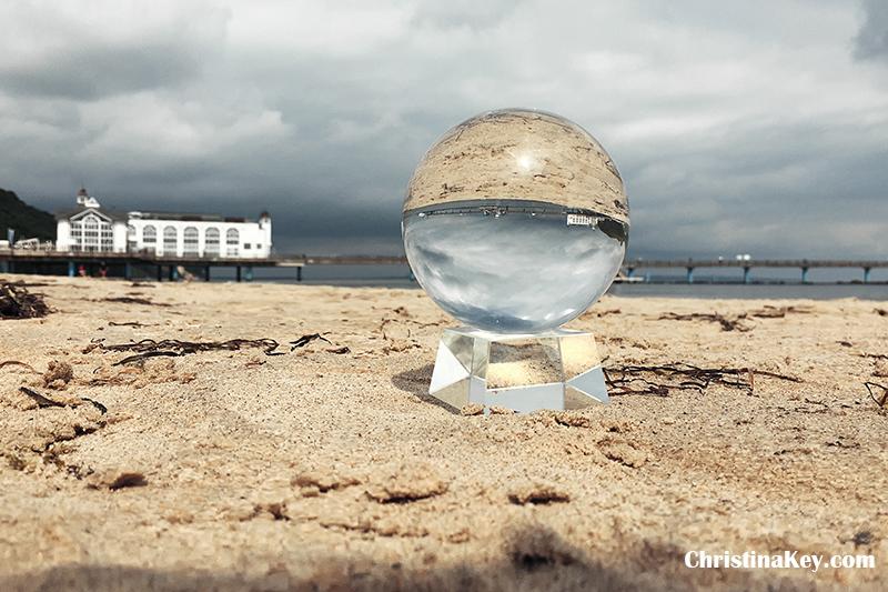 Glaskugel Fotografie Tipps und Beispiele