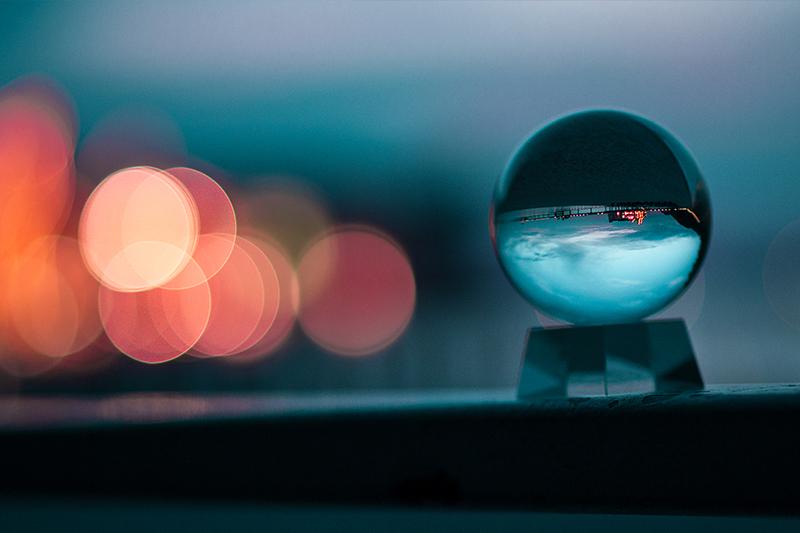 Glaskugel Fotografie Tipps und Bilder