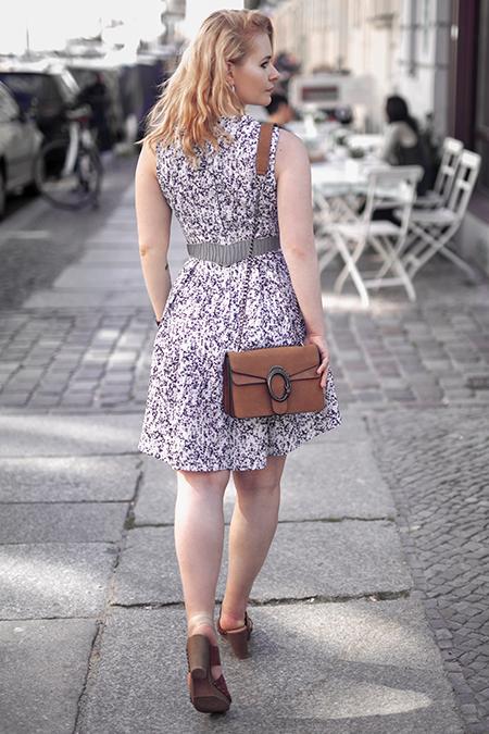 Hellblaues Kleid Inspiration