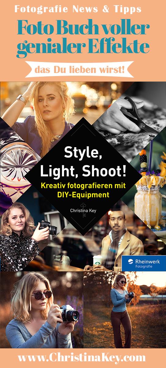 Style Light Shoot Fotografie Buch Foto Effekte