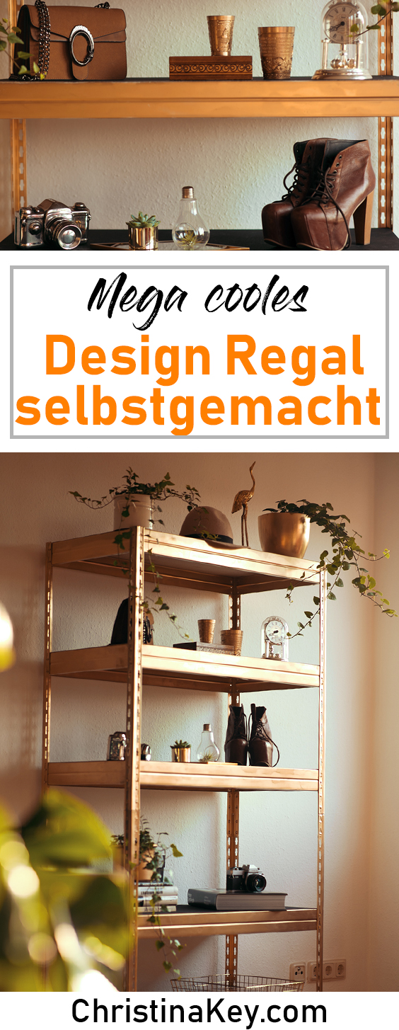 DIY Ideen Zuhause DIY Design Regal