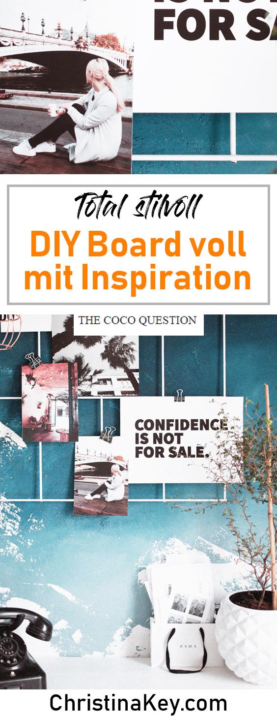 DIY Ideen Zuhause Inspirations Board