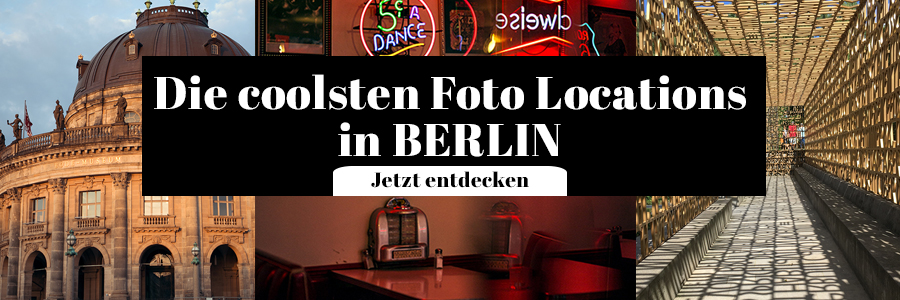 Fotospots in Berlin