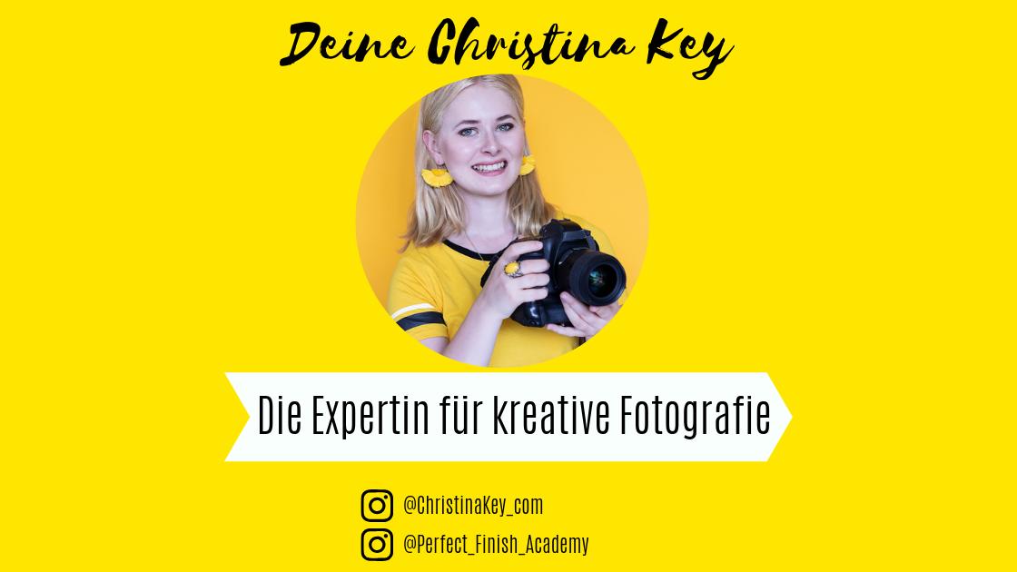 Kreative Fotografie Expertin Christina Key