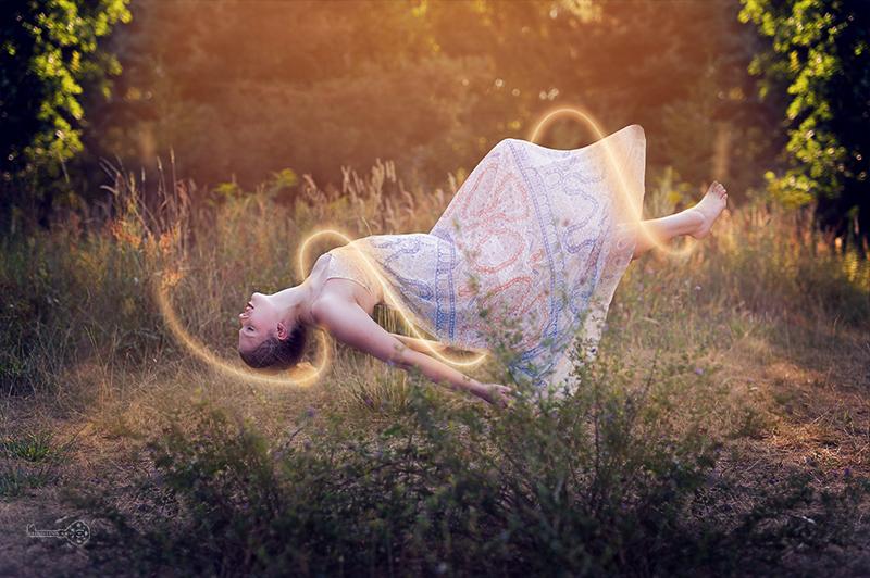Levitation Fotografie Tipps Kreativ
