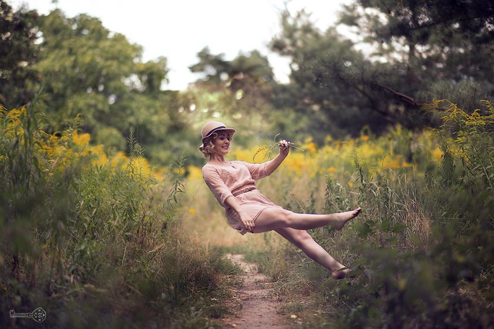 Levitation Fotografie Tipps und Ideen