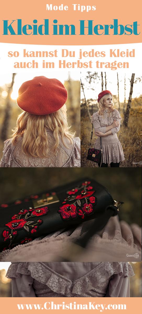 Kleid im Herbst Tipps