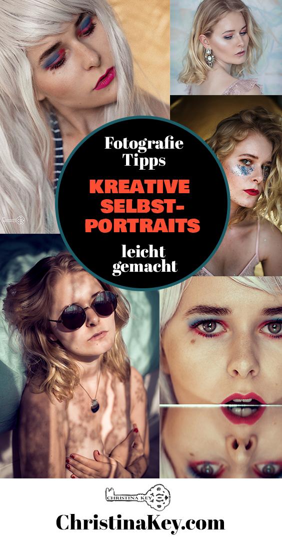 Kreative Selbstportraits Tipps
