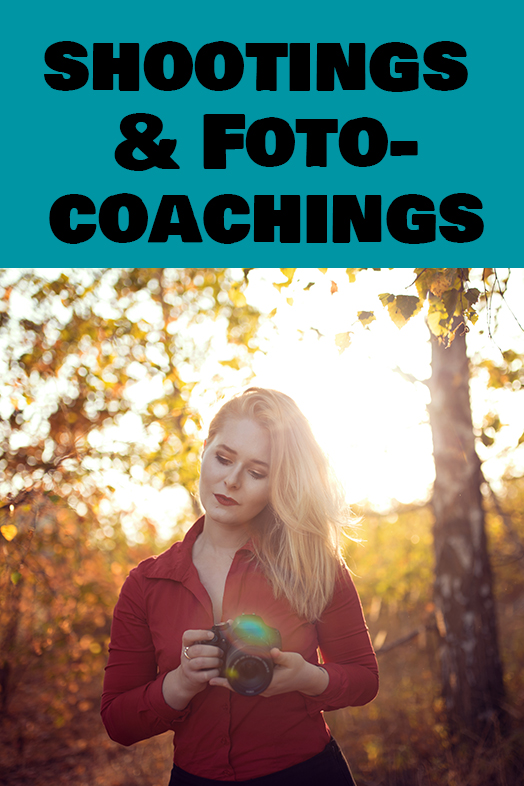 Fotografie Coaching und Fotoshootings Berlin