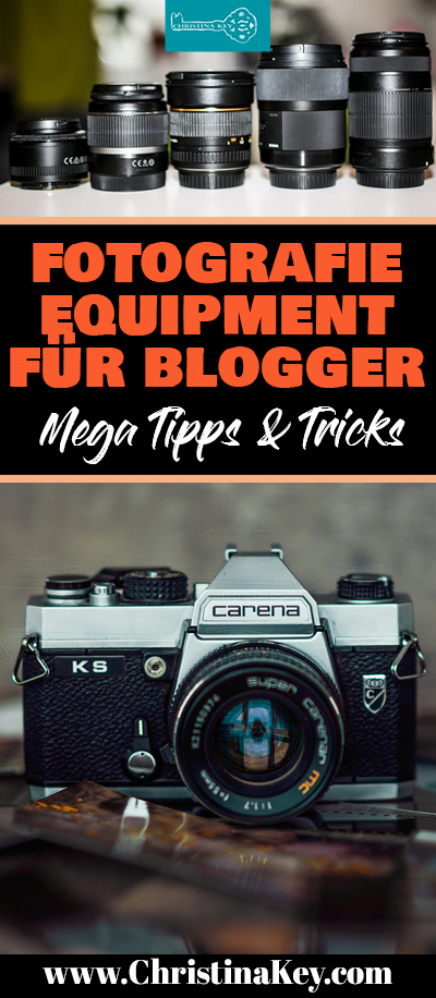 Fotografieren Lernen Equipment Kamera