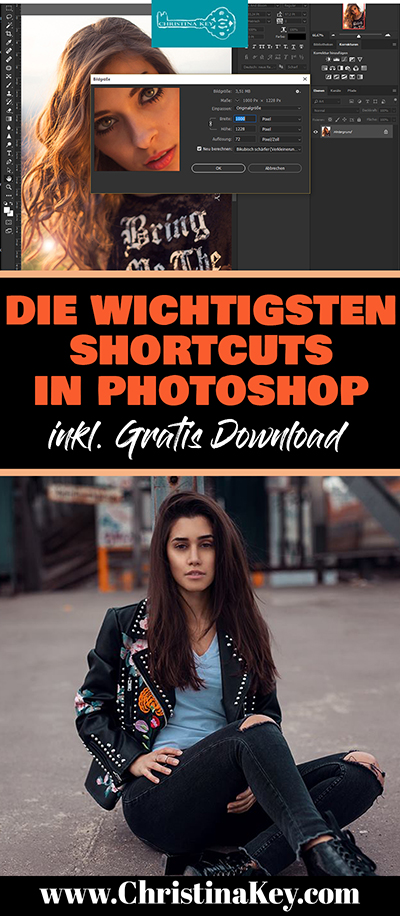 Fotografieren Lernen Photoshop Shortcuts