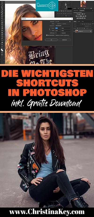 Fotografieren Lernen Photoshop Shortcuts
