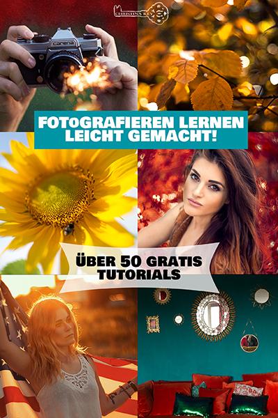 Fotografieren lernen Tipps
