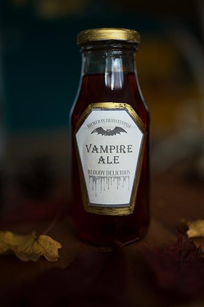 Halloween Cocktail Rezept Idee