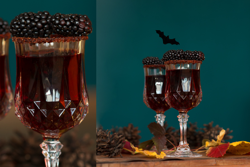 Halloween Cocktail Rezept