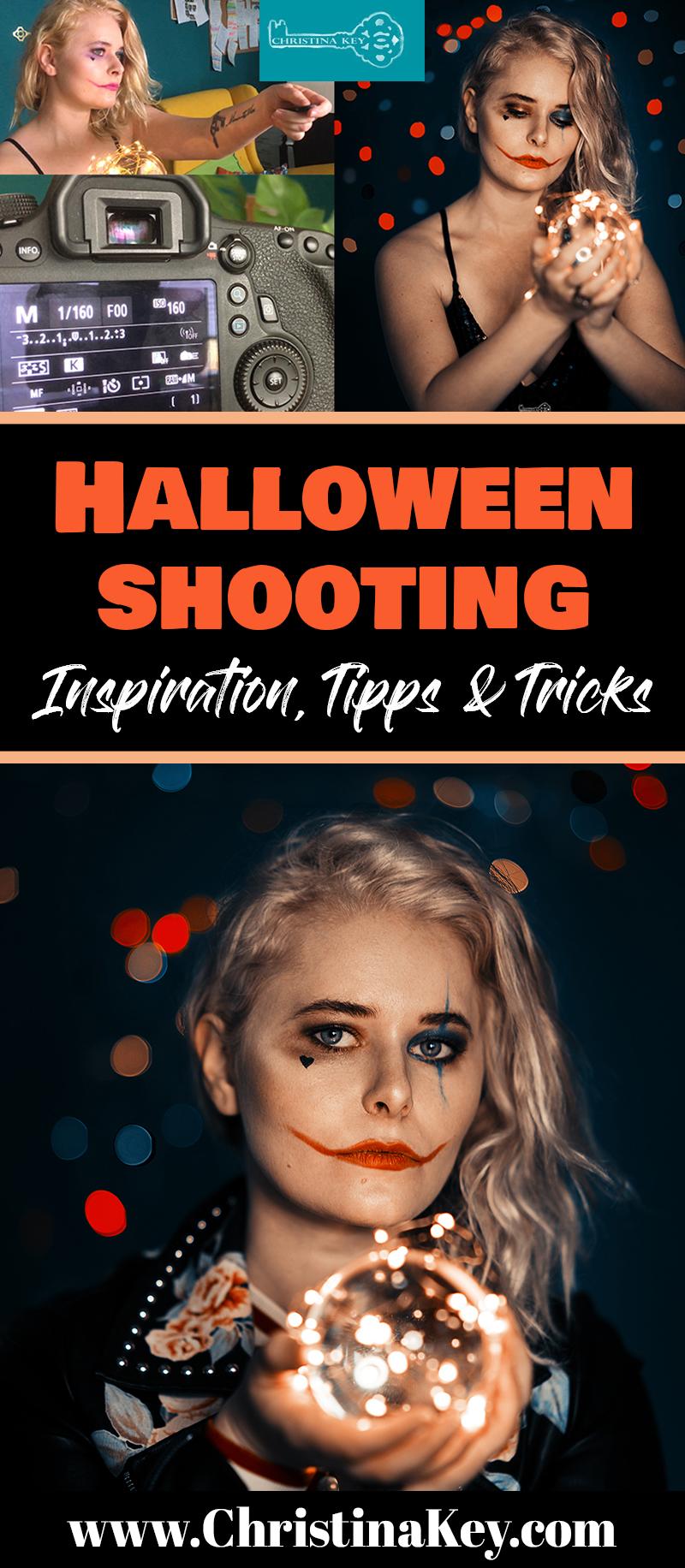 Halloween Fotoshooting Fotografie Tipps