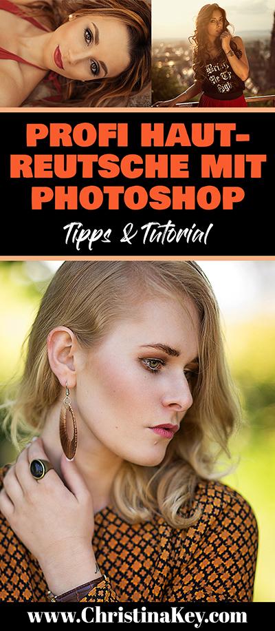 Hautretusche mit Photoshop Tipps