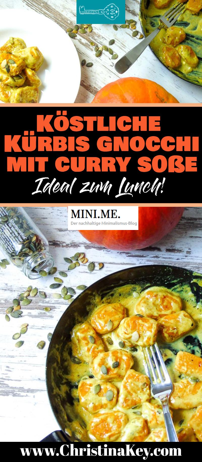 Kürbis Rezepte Gnocchi mit Sauce