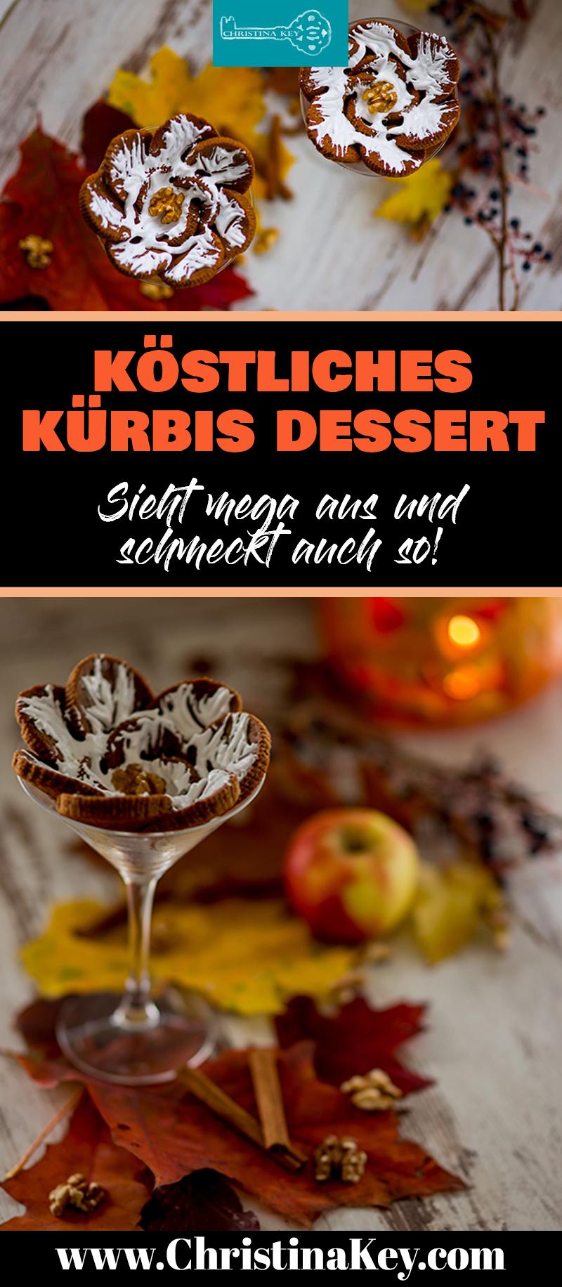 Kürbis Rezepte Pumpkin Dessert