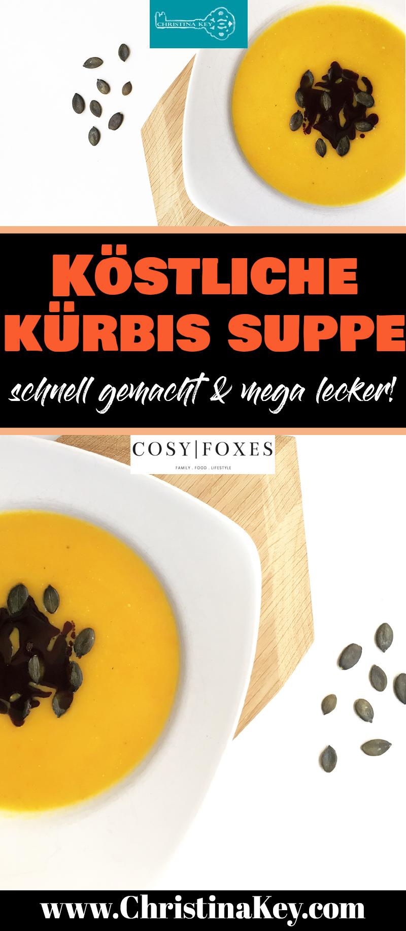 Kürbis Rezepte Suppe