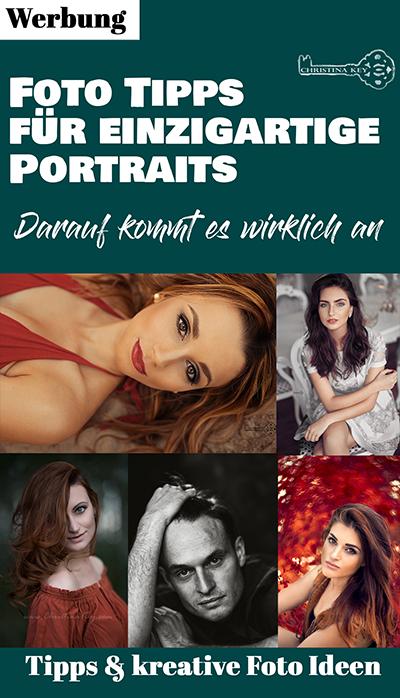 Portrait Fotografie Buch Tipps