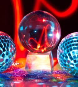 Geschenke für Fotografen Glaskugel