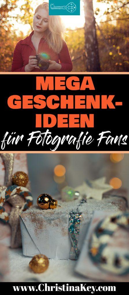Geschenke für Fotografen Ideen