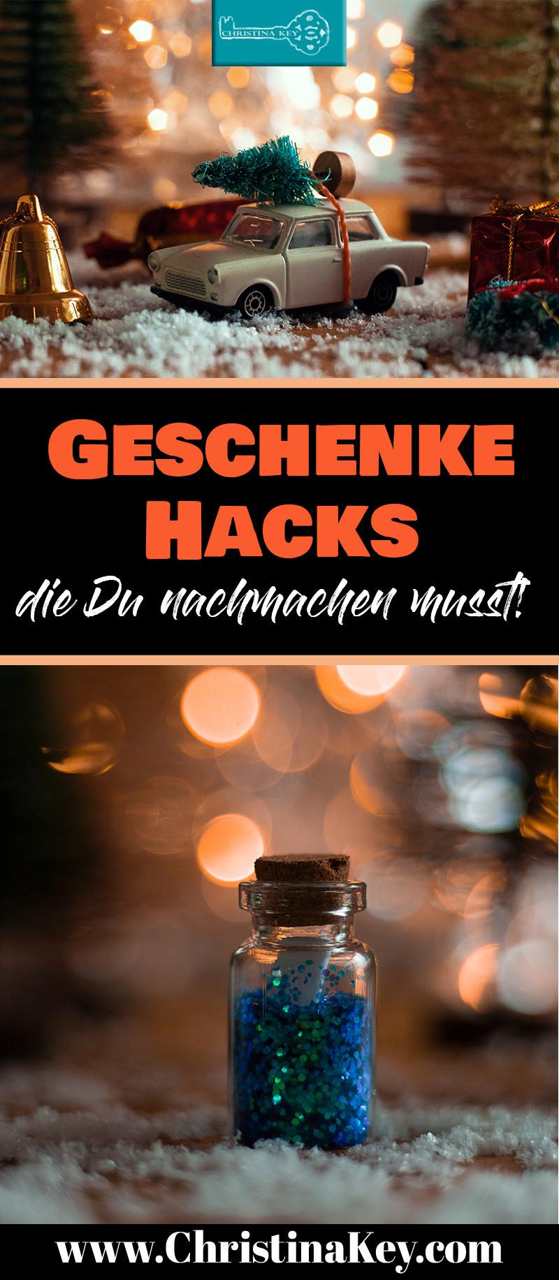 Geschenke Hacks Tipps