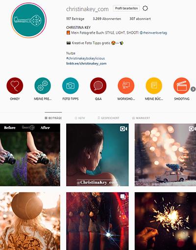 Instagram Tipps für besseres Wachstum