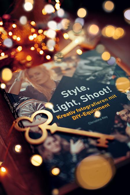 Kreatives Fotografie Buch Style, Light, Shoot! Gewinnspiel