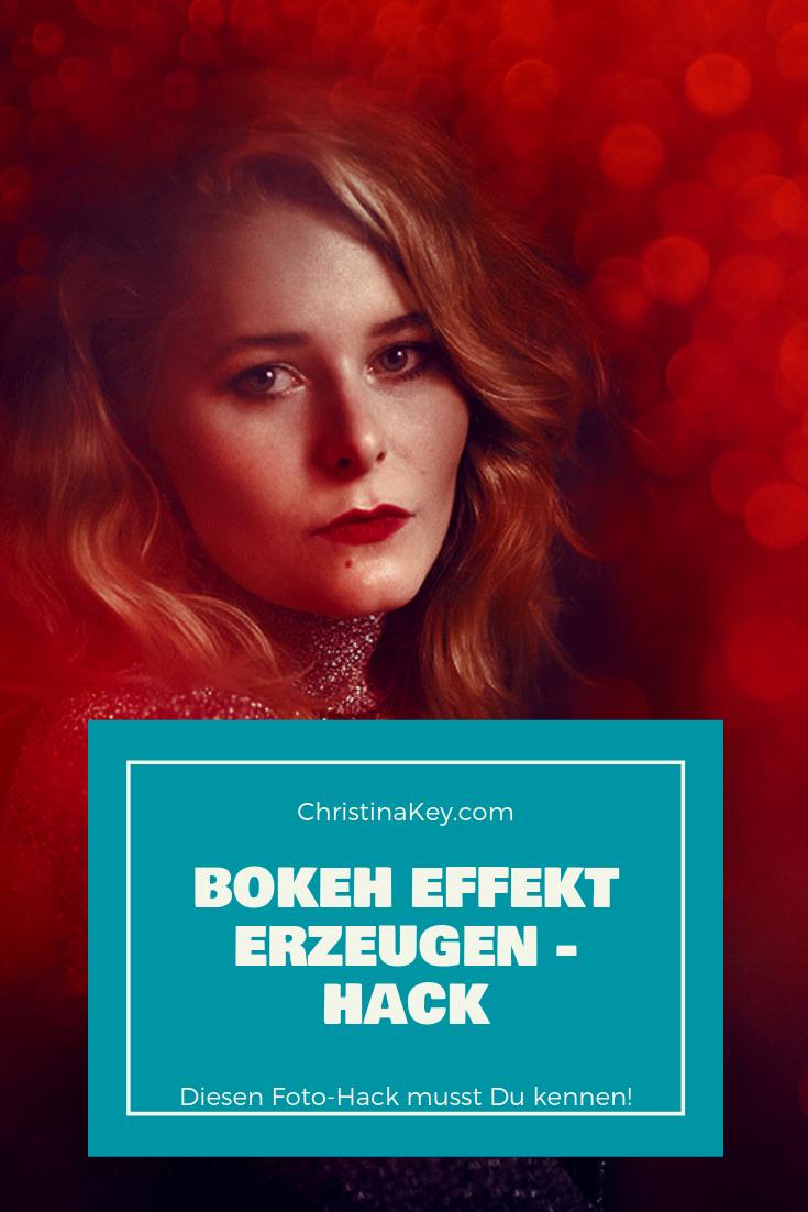 Foto Hack Bokeh Effekt erzeugen