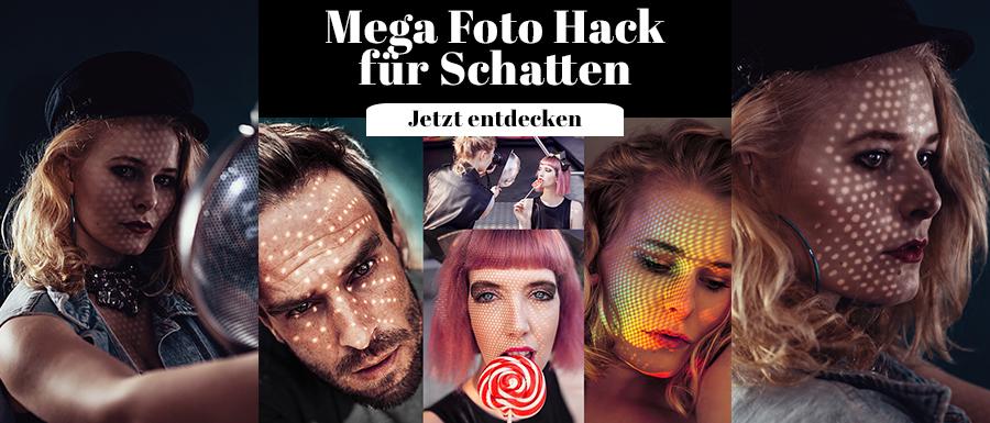 Foto Hack Schatten
