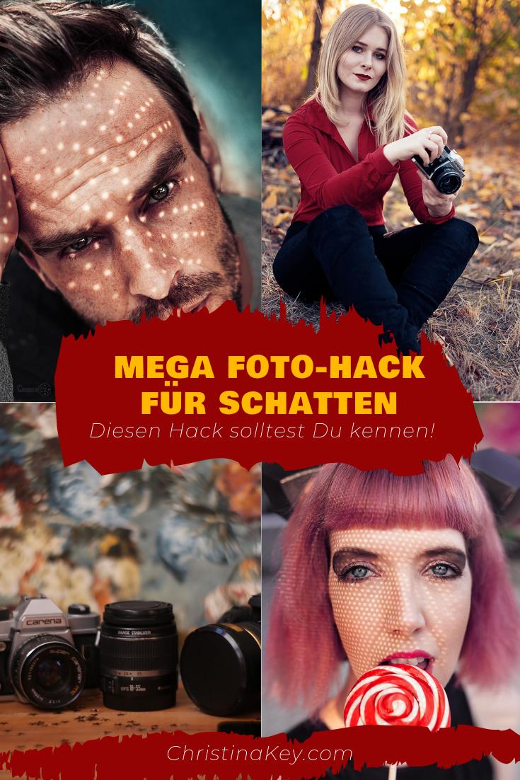Fotografie Tipps Schatten erzeugen