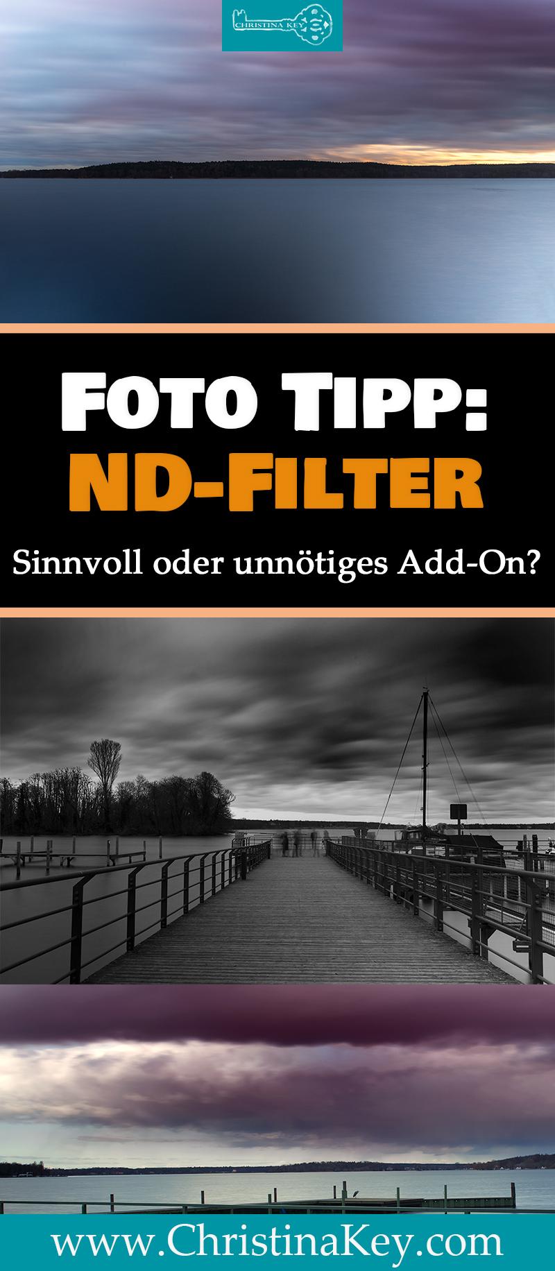 ND-Filter Fotografie Tipps