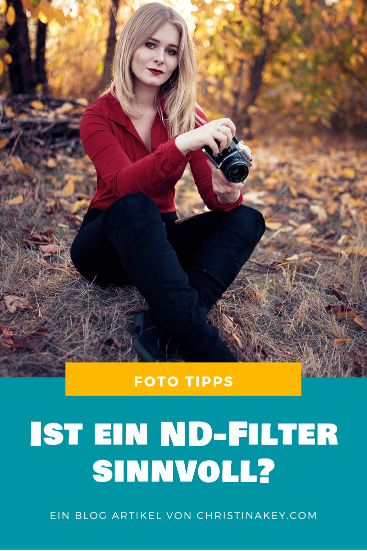 ND-Filter Fotografie Tipps