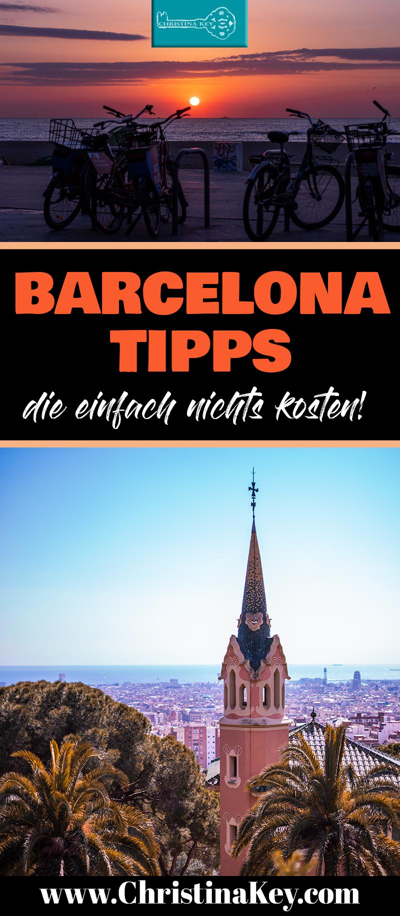 Barcelona Tipps Low Budget
