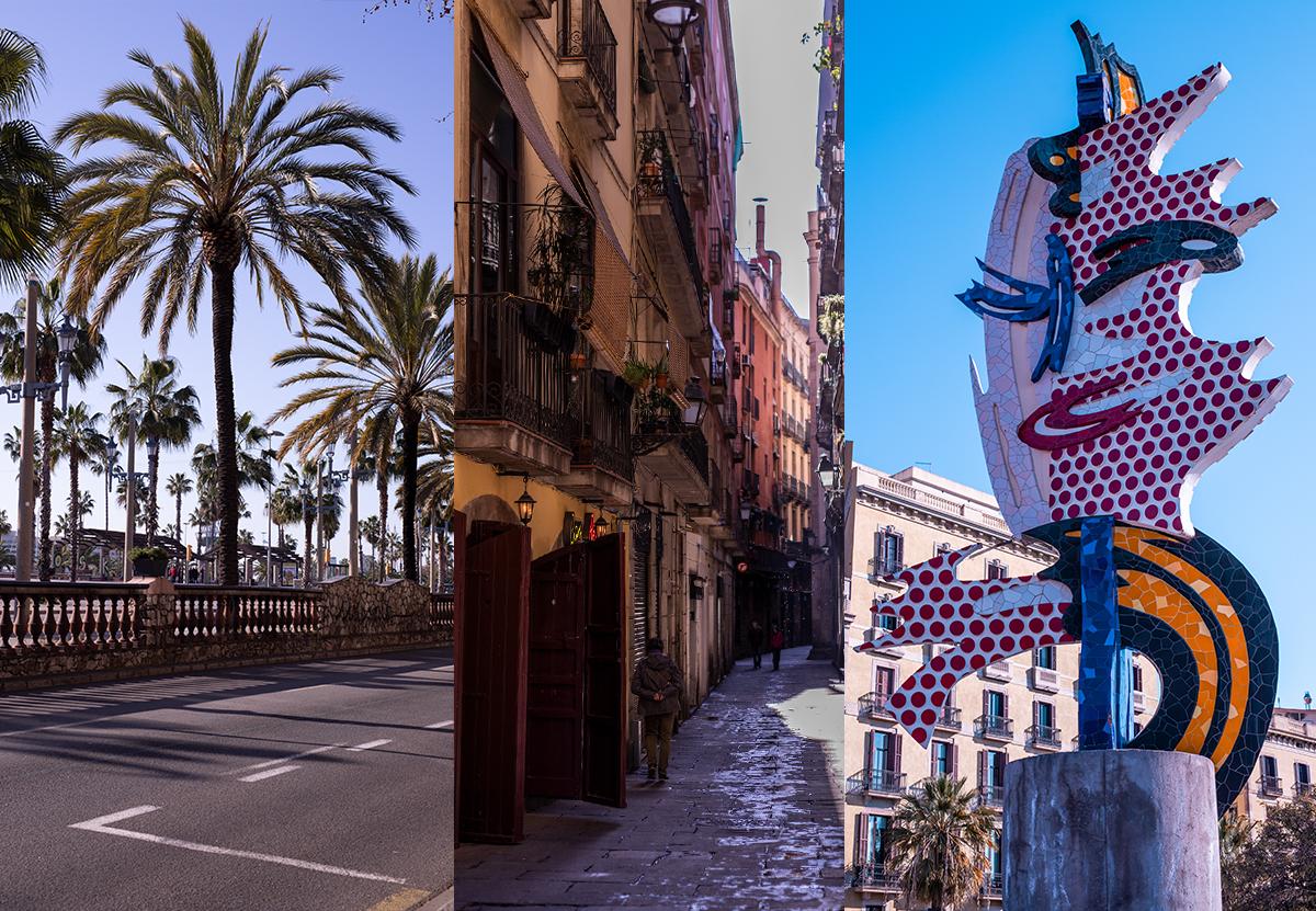Barcelona Tipps Low Budget Gothic Quarter
