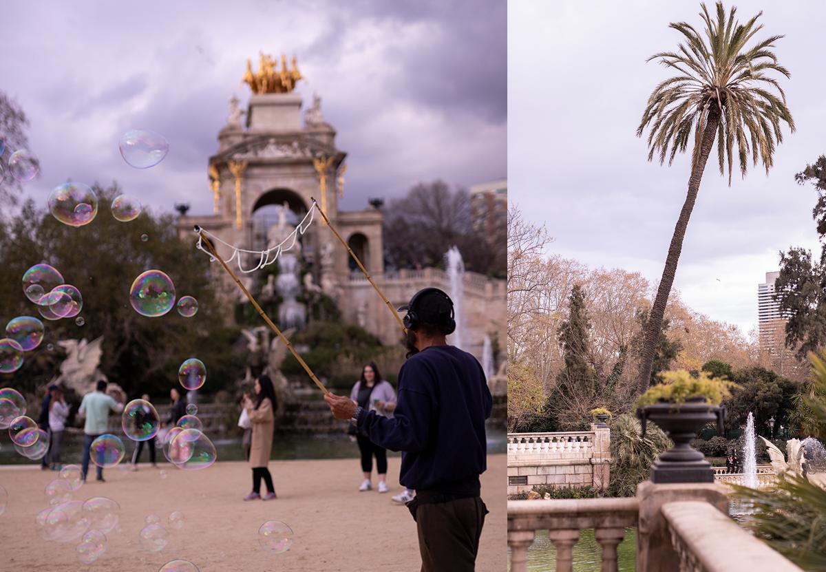 Barcelona Tipps Low Budget Parc de la Ciutadella