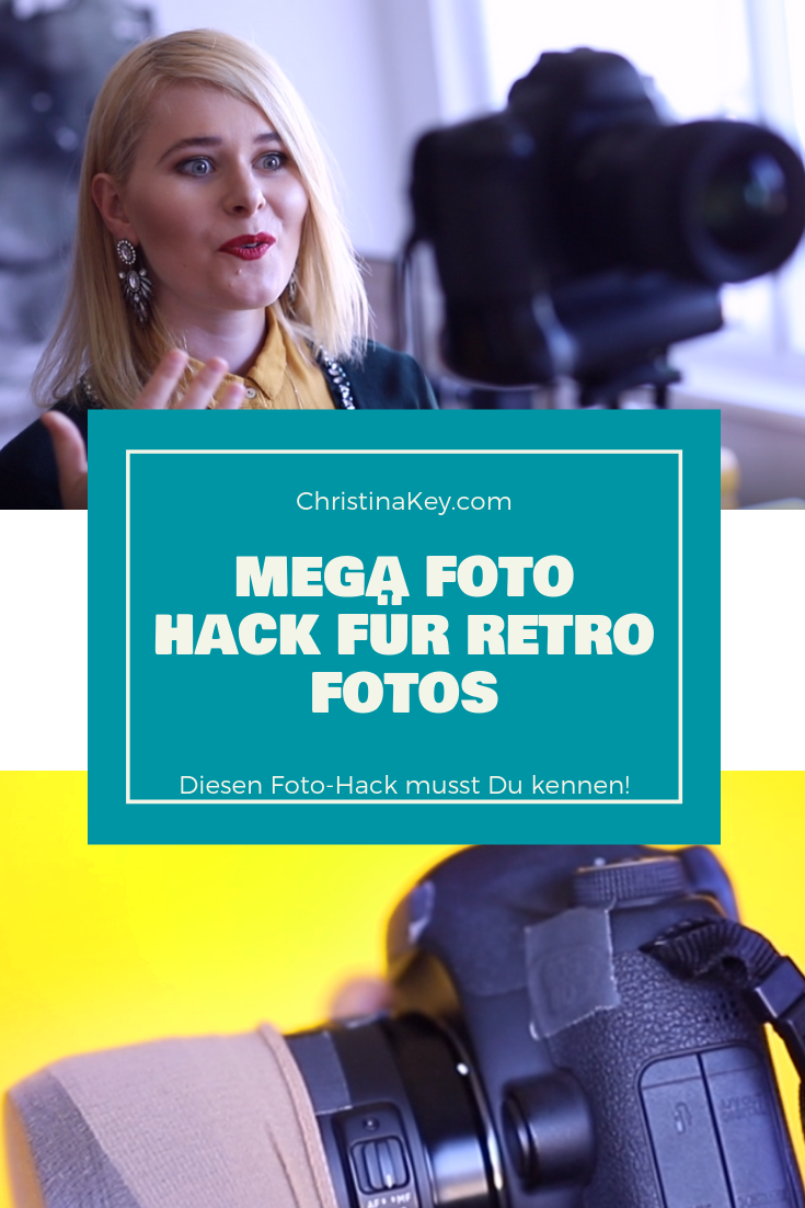 Foto Hack für Retro Fotos