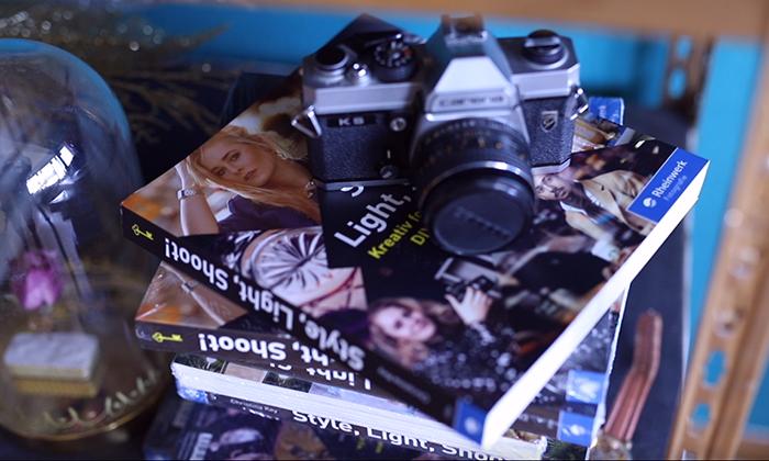 Fotografie Buch mit DIY Foto Hacks