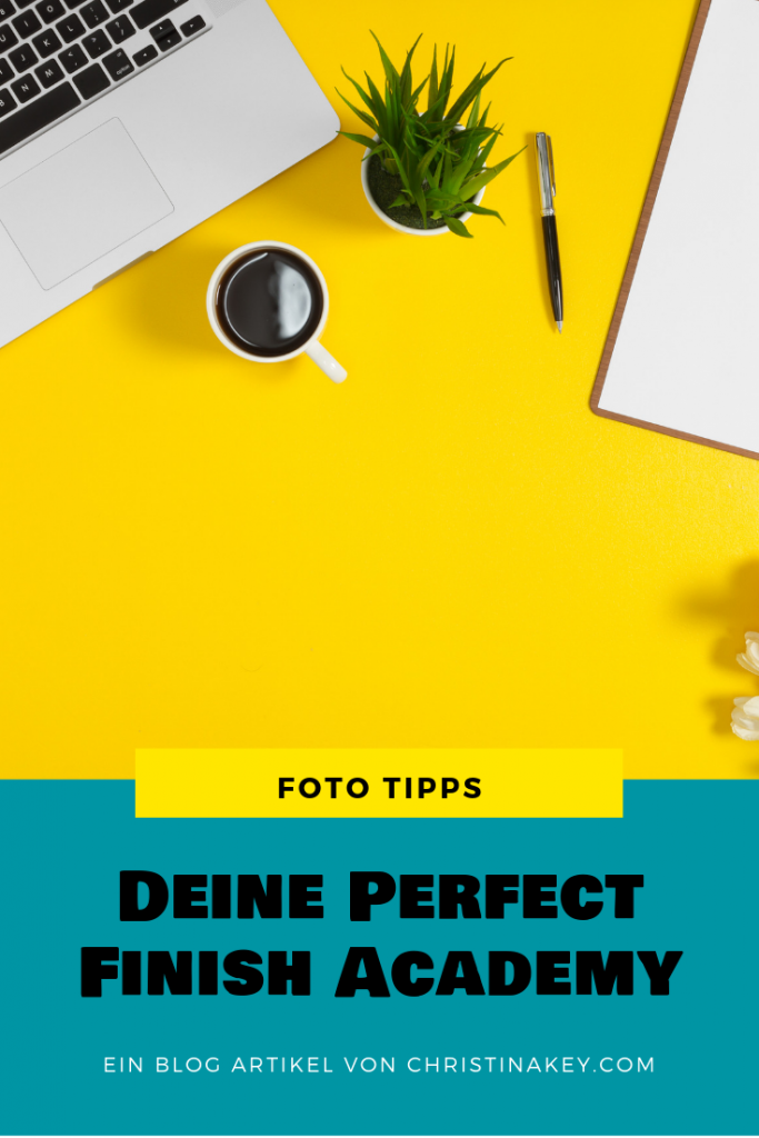 Deine Perfect Finish Academy