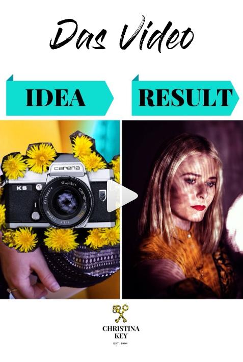 Foto Hack für Schatten Porträts Beispiele