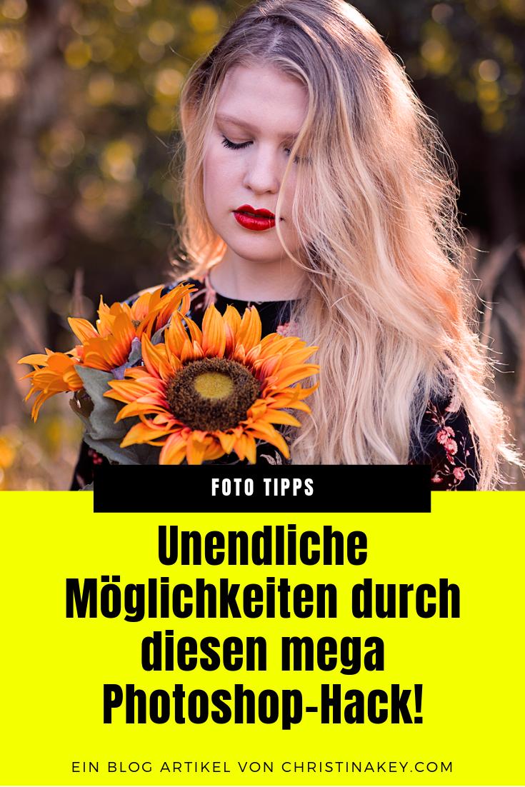 Farben umtauschen in Photoshop für krassere Portraits Tipps