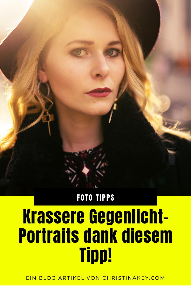Gegenlicht-Portraits bearbeiten - Photoshop Tipps