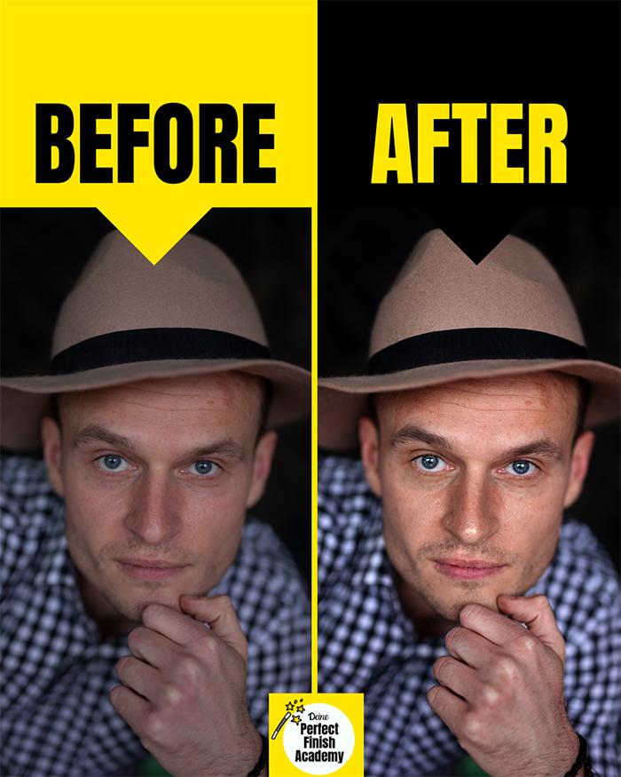 Krasser Photoshop-Hack für mega Portraits