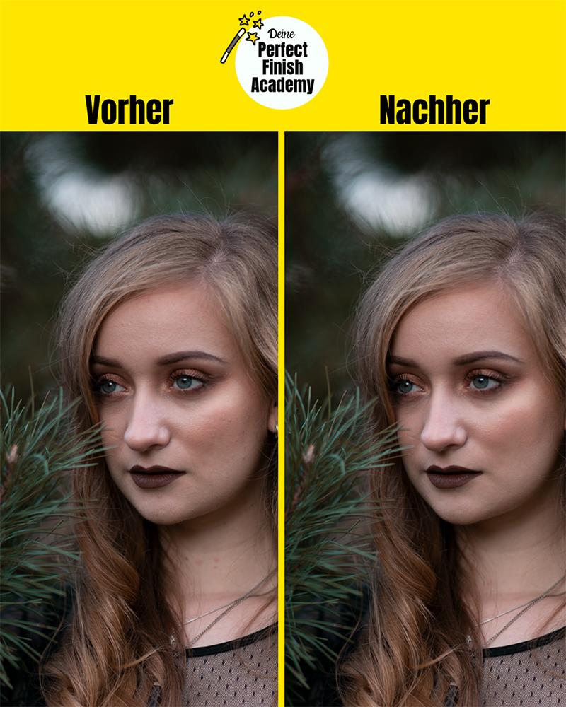 Pickel entfernen mit Photoshop Tipps